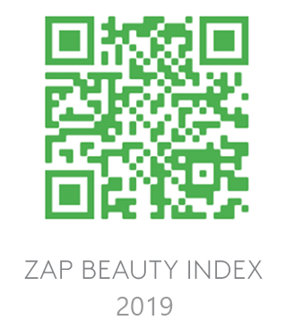 zap beauty index