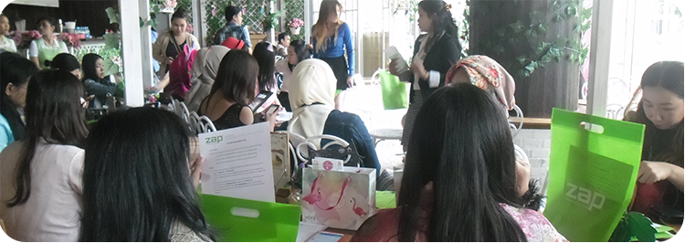 Acara Beauty Blogger Meet Up