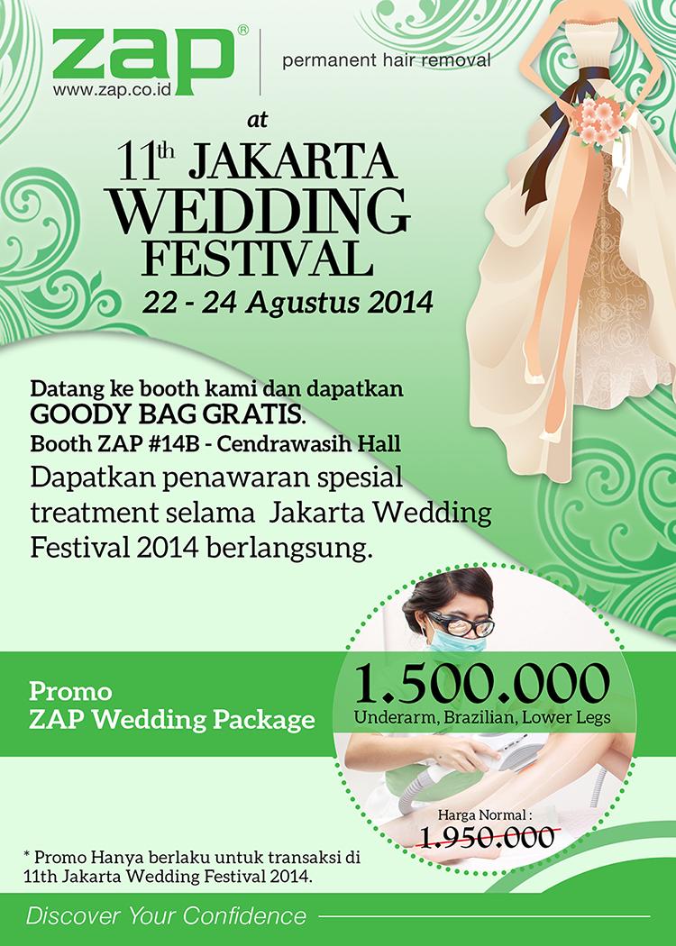 Jakarta Weddingku Festival 2014