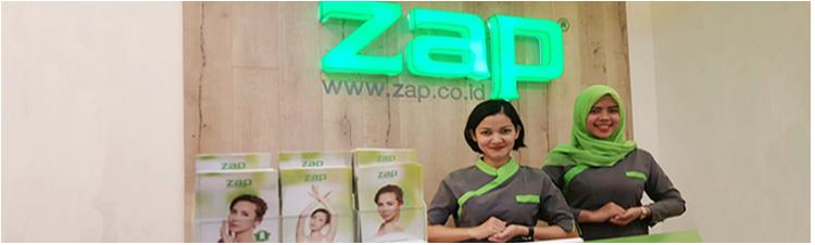 ZAP Lotte Shoppig Avenue-Kuningan dan One Belpark-Cilandak