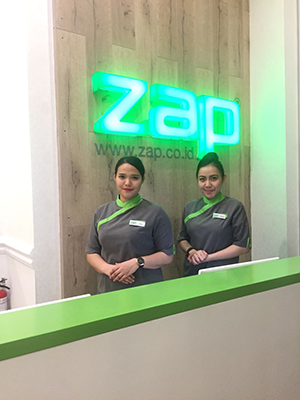 ZAP Lotte Shopping Avenue Guest-Relation Officer