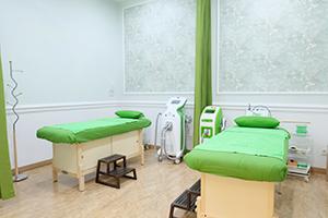ZAP Lotte Shopping Avenue, tersedia room treatment yang luas