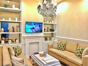 ZAP Onebelpark-ruang tunggu yang homey disediakan bagi para customer