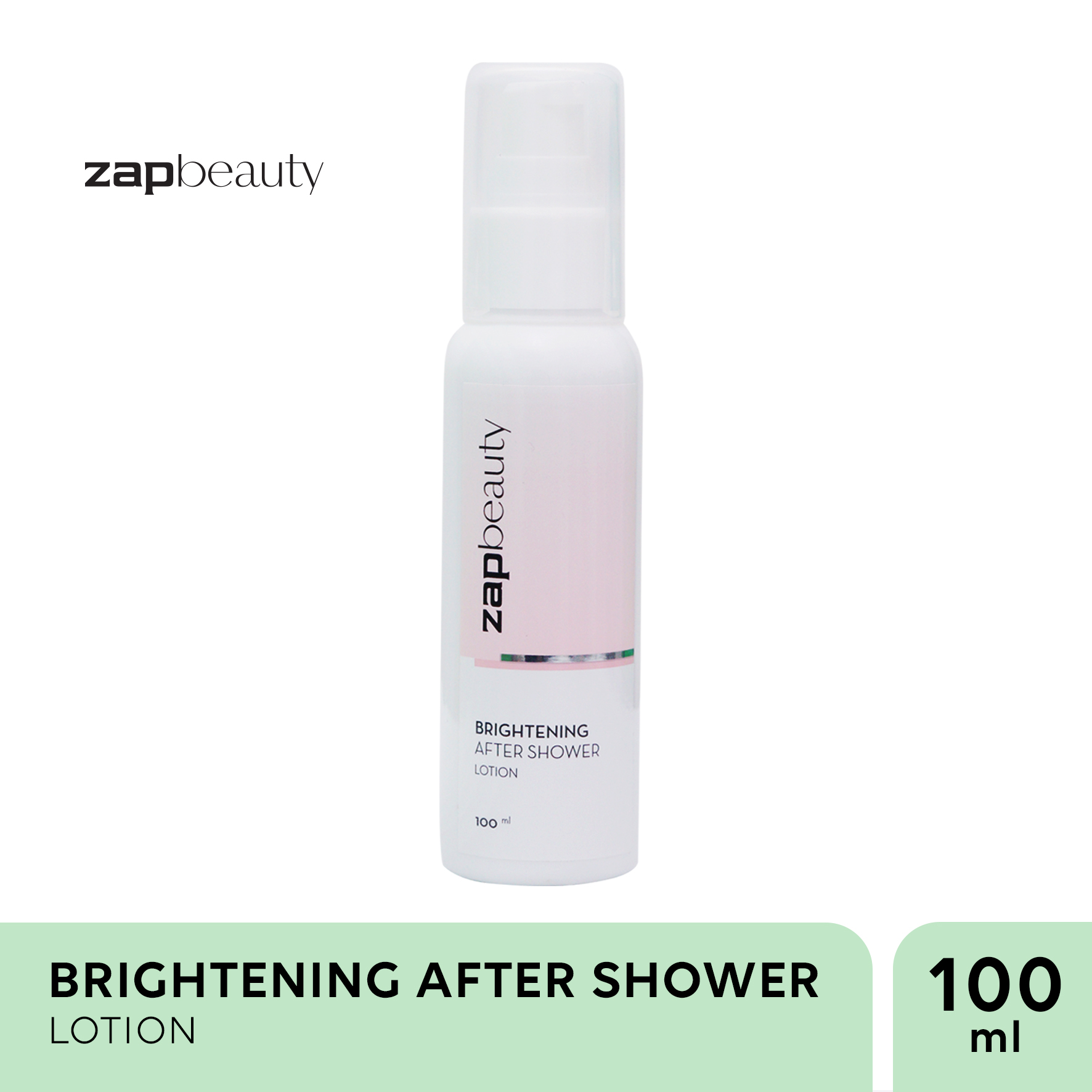 ZAP Beauty Brightening After Shower Body Lotion