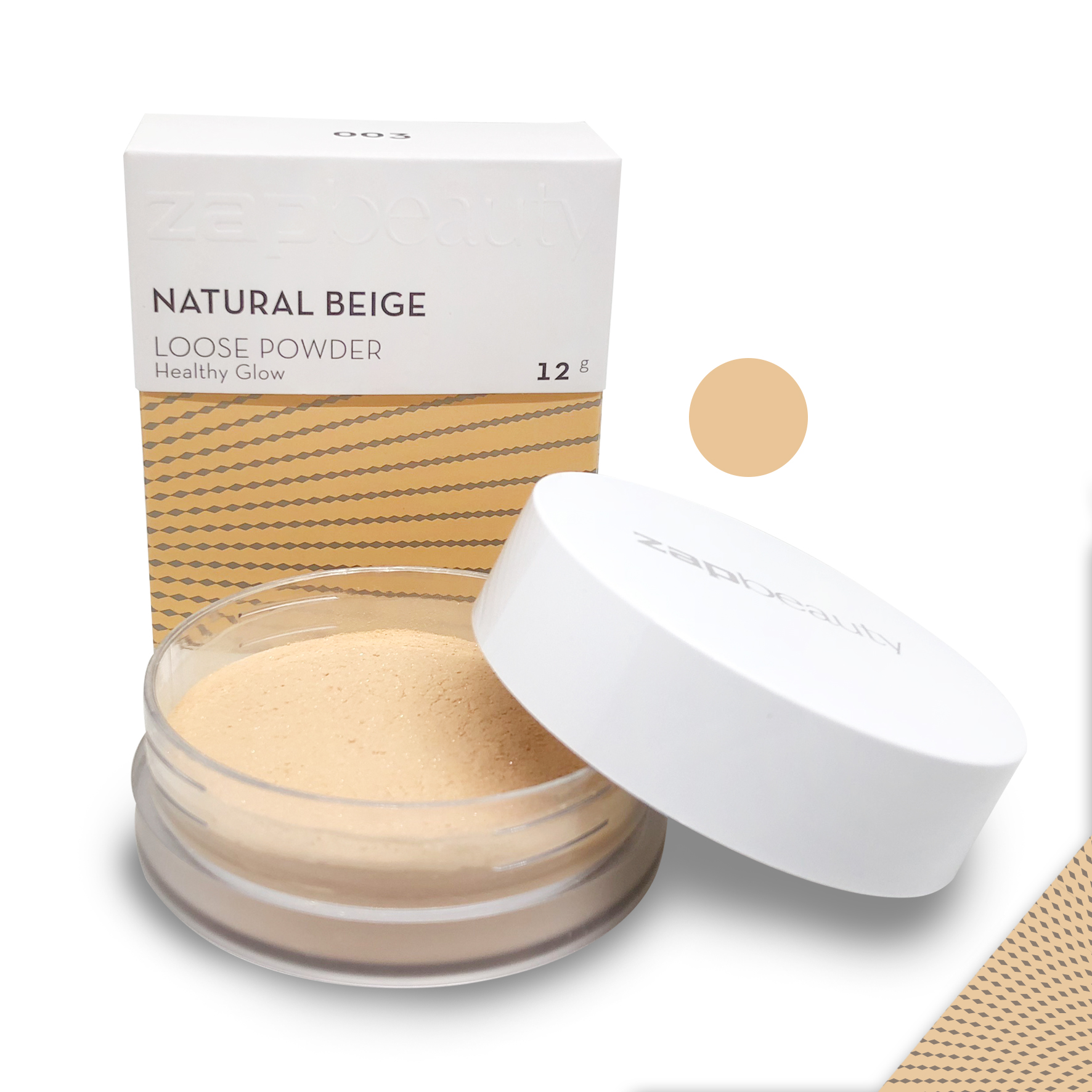 003 Natural Beige - Healthy Glow