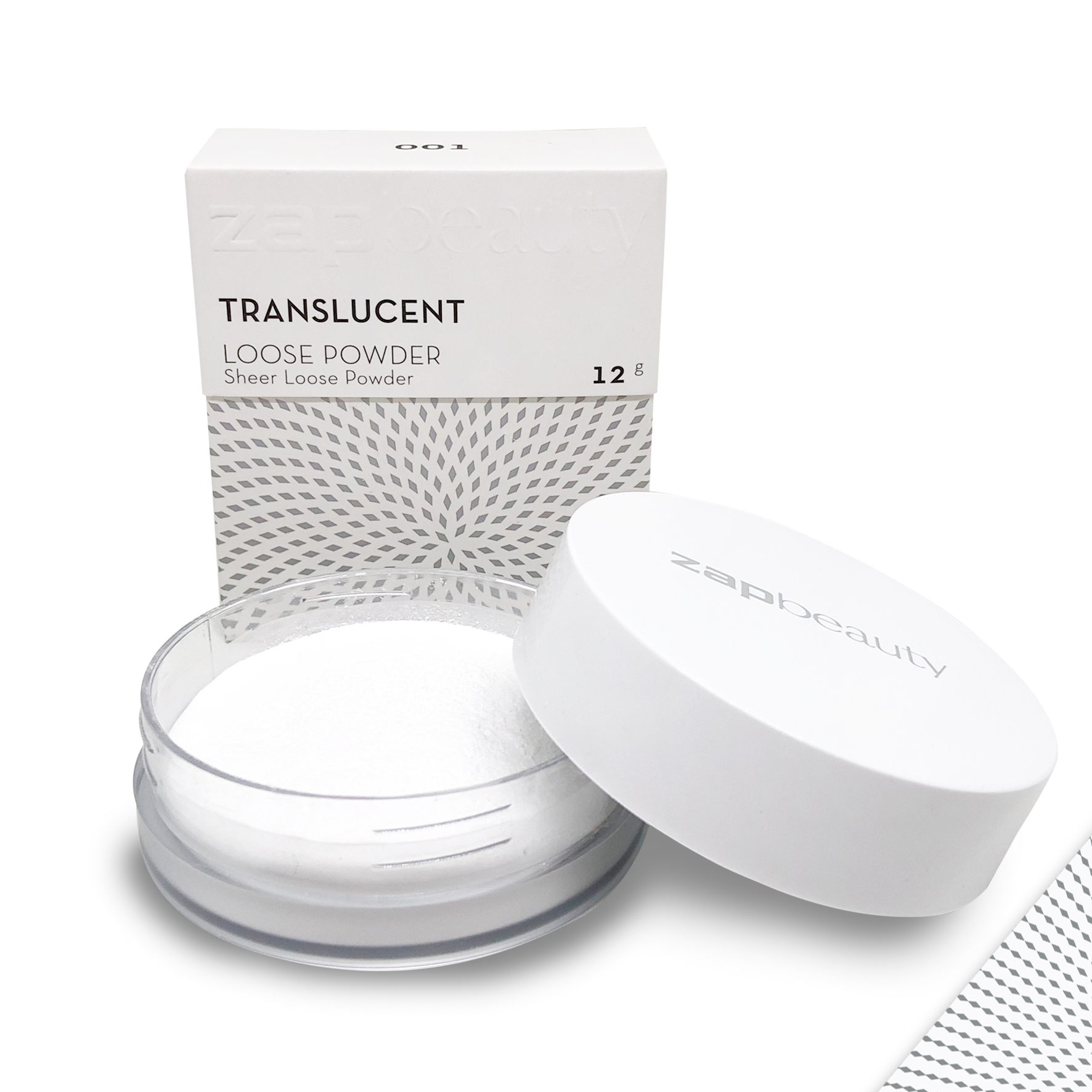 001 Translucent - Sheer Loose Powder