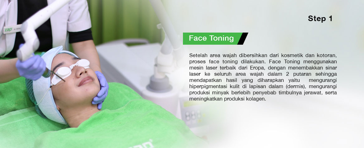 Face Toning Treatement