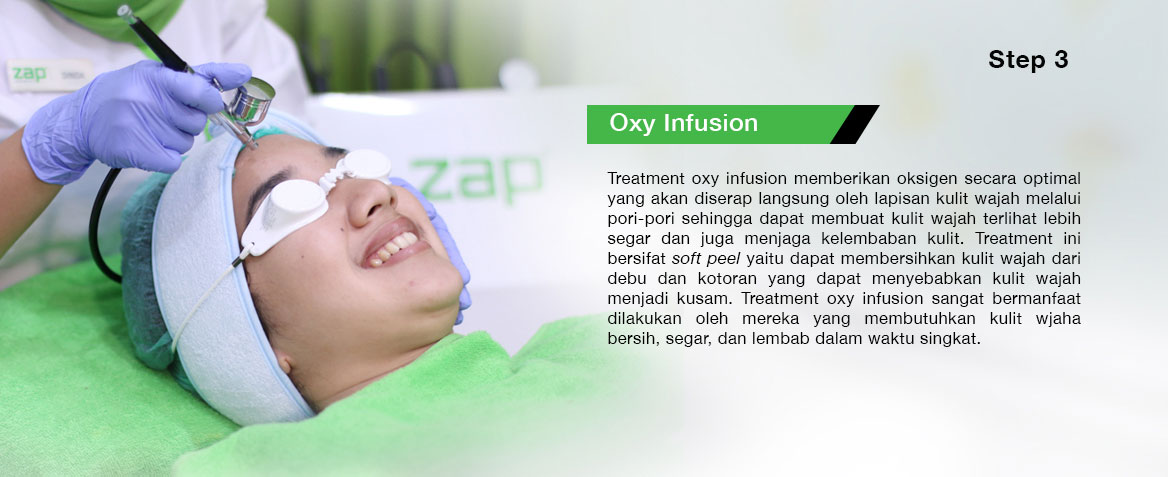 Oxy Infusion Treatement