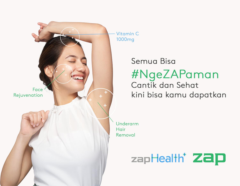 Zap Clinic Klinik Kesehatan Khusus Wanita Terbaik Di Indonesia