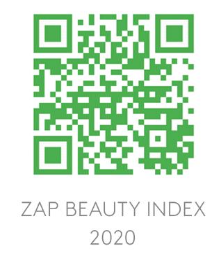 zap beauty index