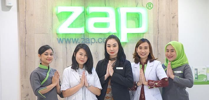 Hasil gambar untuk zap clinic
